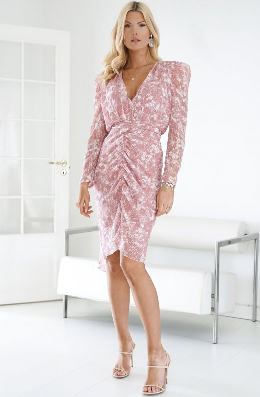 Adoore - Cocktail Dress Pink