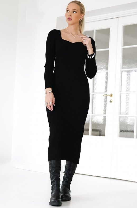 ADOORE ROMA DRESS BLACK