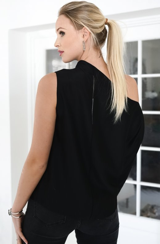 Ahlvar - Lana Blouse - Black