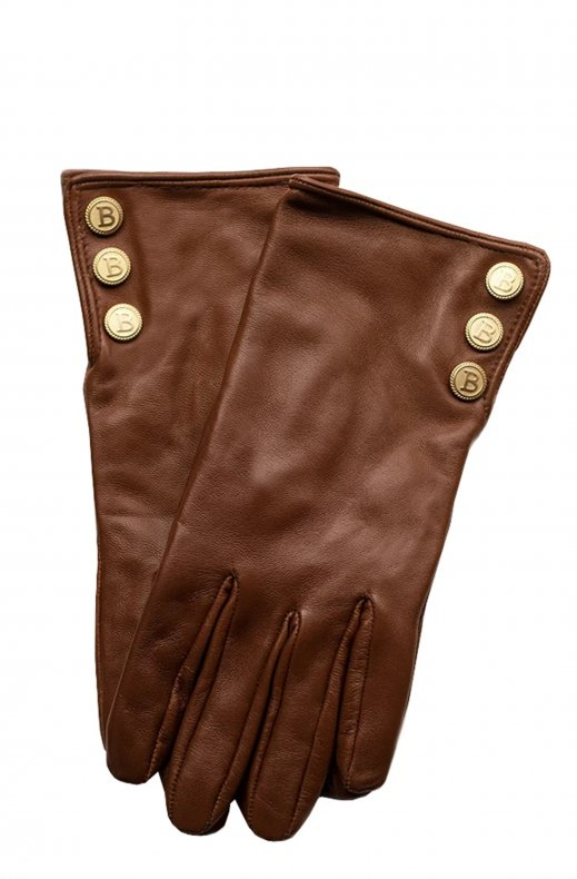 BUSNEL – CARA LEATHER GLOVE CINNAMON