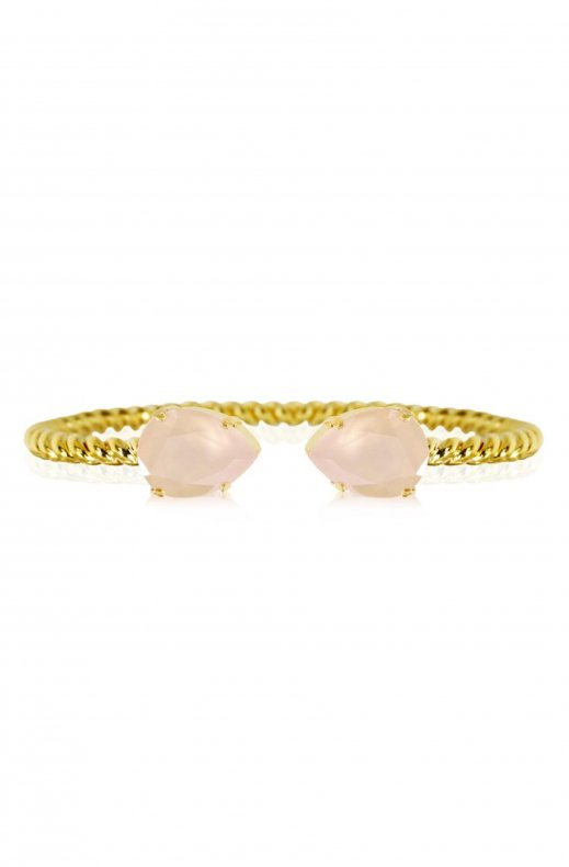 CAROLINE SVEDBOM - Mini Drop Bracelet Gold/ivory cream
