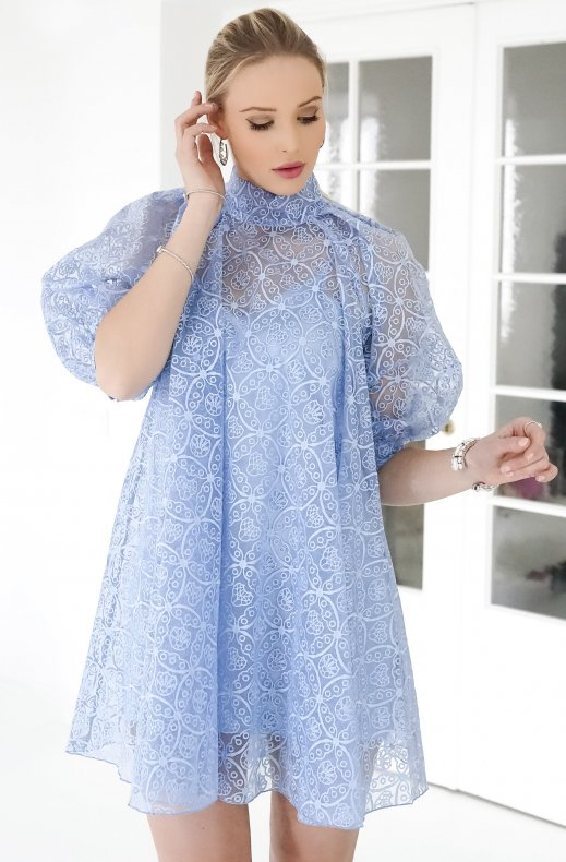 Custommade - Lican BY NBS Dress - Powder Blue