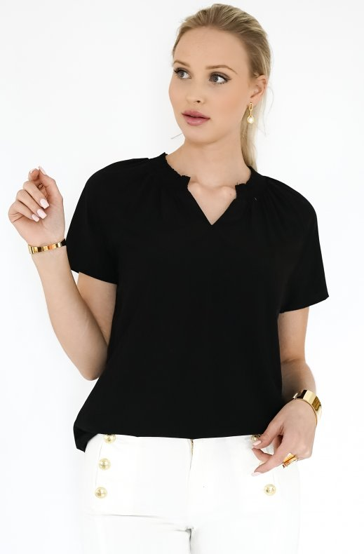 Freequent - Meralda Blouse - Black