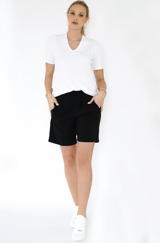 Freequent - Lizy Shorts - Black