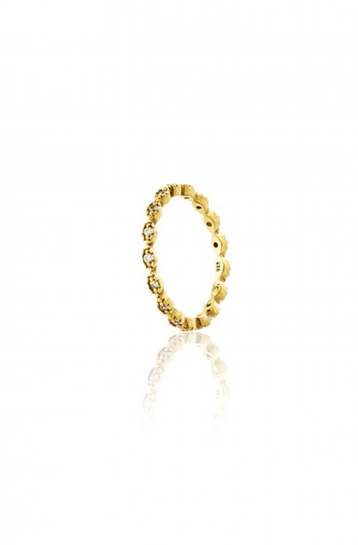Gynning Jewelry - Time to Glow Ring - Gold