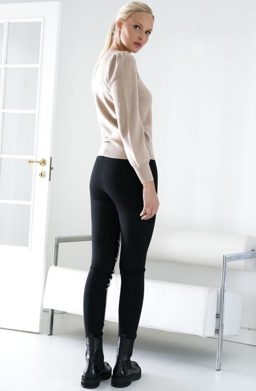 Ida Sjöstedt - Thandie Leggings Black AW20
