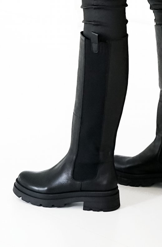 LESTROSA – HIGHT BOOT FAR 48 BLACK