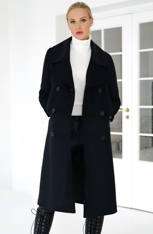 Libertine Libertine - Include Coat Navy