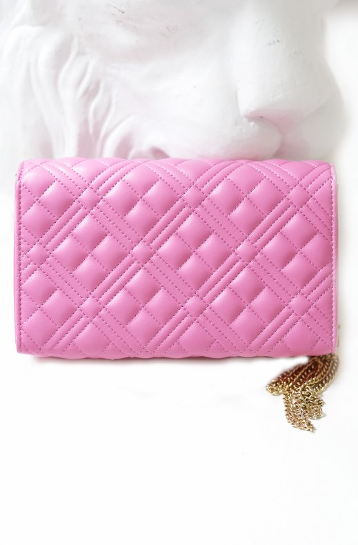Love Moschino - Quilted Bag Pink