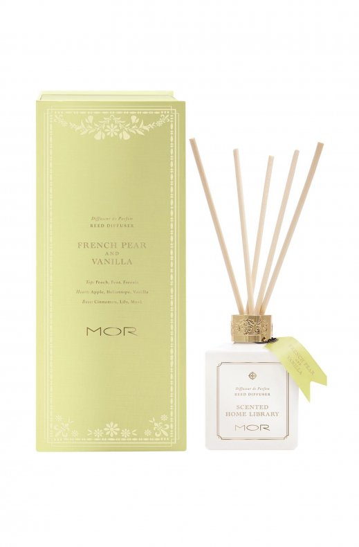 MOR – FRENCH PEAR & VANILLA REED DIFFUSER