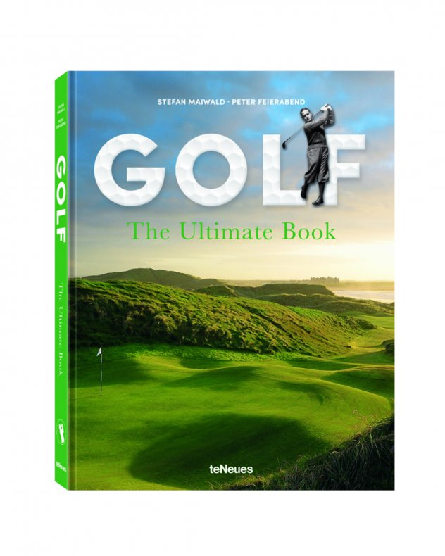 New Mags - Golf - The Ultimate Book