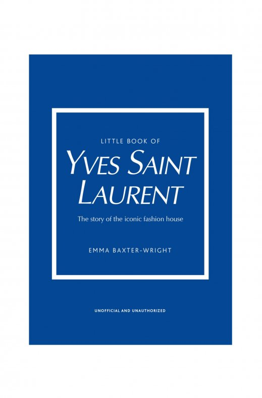 New Mags - Little Book of Yves Saint Laurent