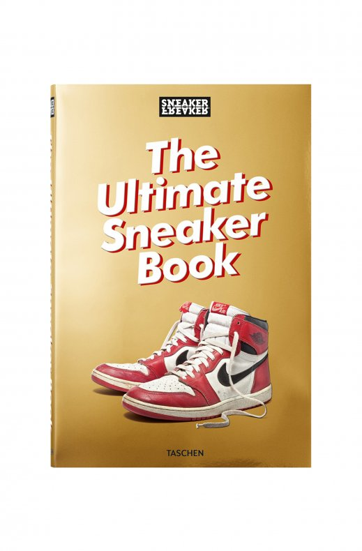 New Mags - Sneaker Freaker - The Ultimate Sneaker Book