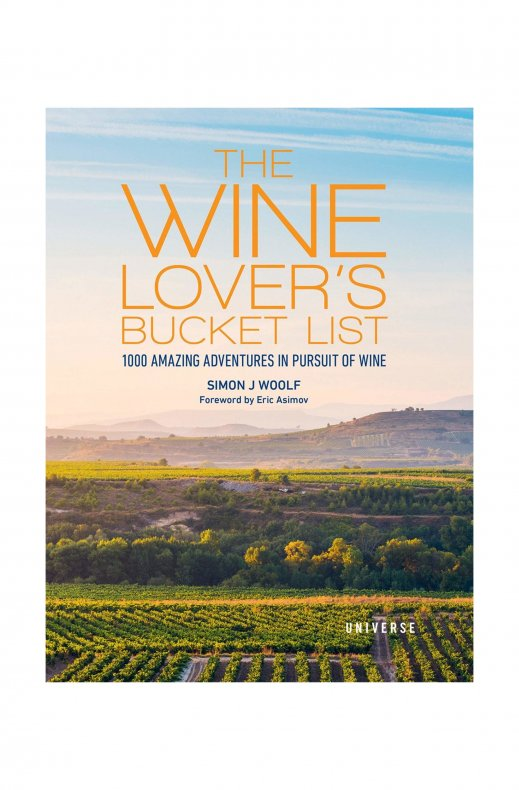 New Mags - The Bucket List: Wine