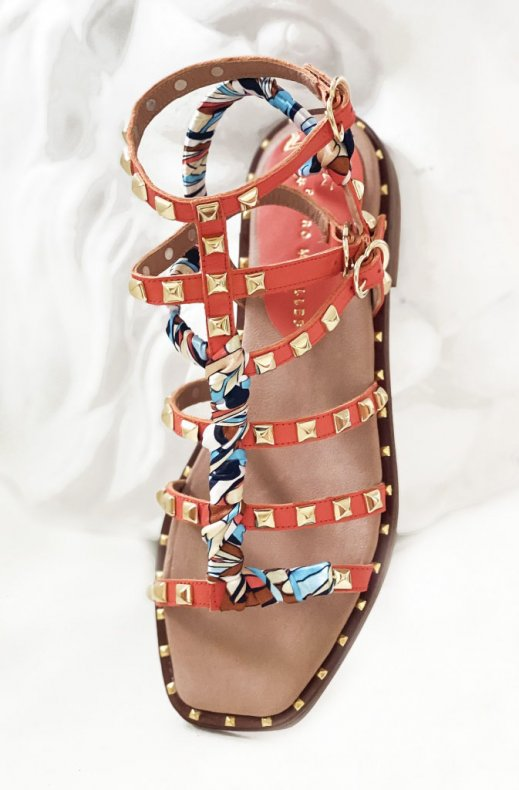 Pedro Miralles - Nature Sandal Orange