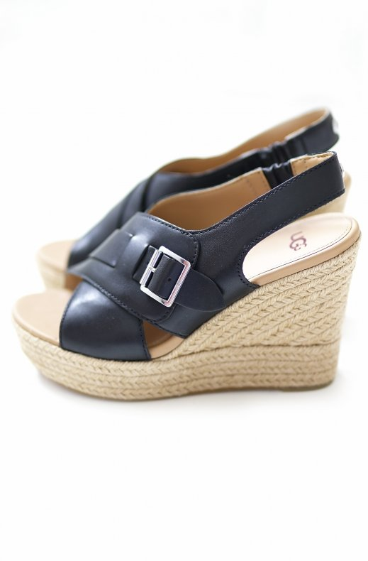 UGG - Claudeene Wedge Black
