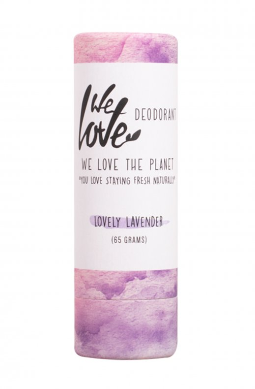 WE LOVE THE PLANET- DEO LOVELY LAVENDER
